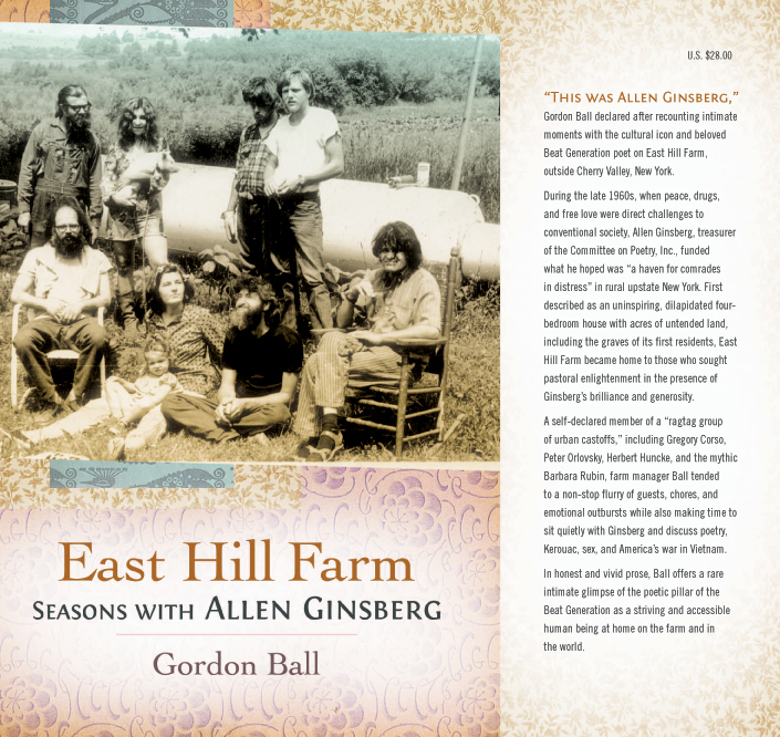 East Hill Farm Dust Jacket Front
